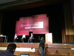 Marketing Sherpa Email Summit 2014 à Las Vegas