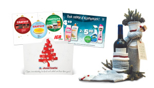 IGA Jean Coutu Unilever Noël